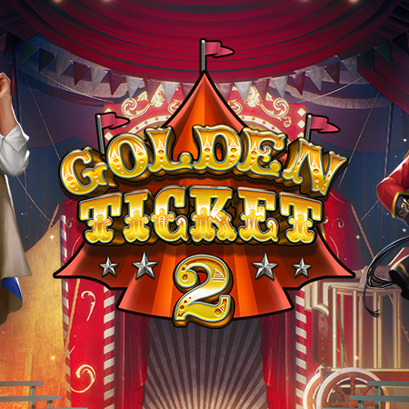 Golden Ticket 2 : le nouveau jeu de Play'n'Go